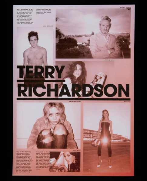 Terry Richardson ? Zak Klauck