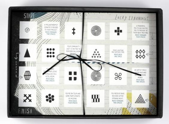 Lucky Learning   Racket – Web Design, Print Design, Art & Photography
