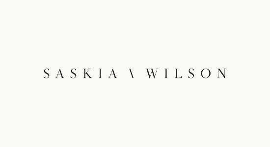 Saskia Wilson : Hamish Smyth