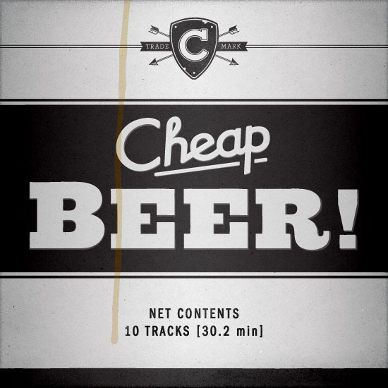Cheap Beer! for Designers MX on the Behance Network