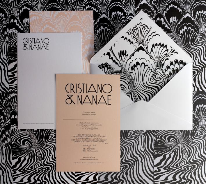 Cristiano & Nanae - Projects - A Friend Of Mine