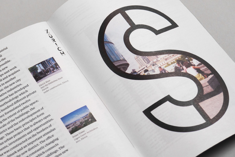 Project Projects — Building for Brussels printed materials