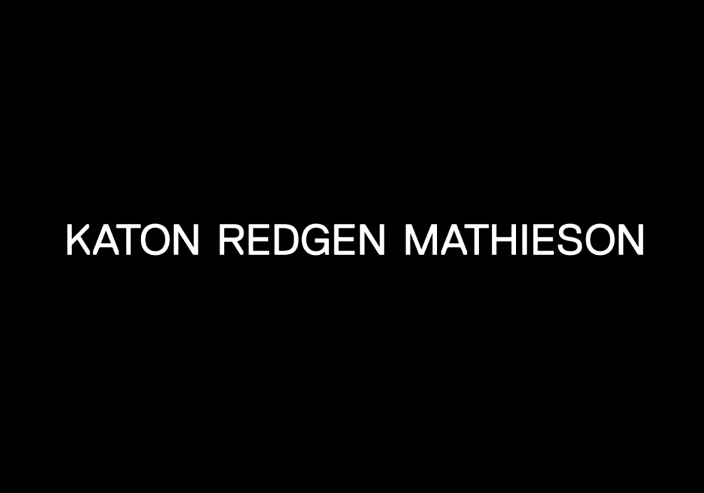 Three60: Katon Redgen Mathieson — Collate