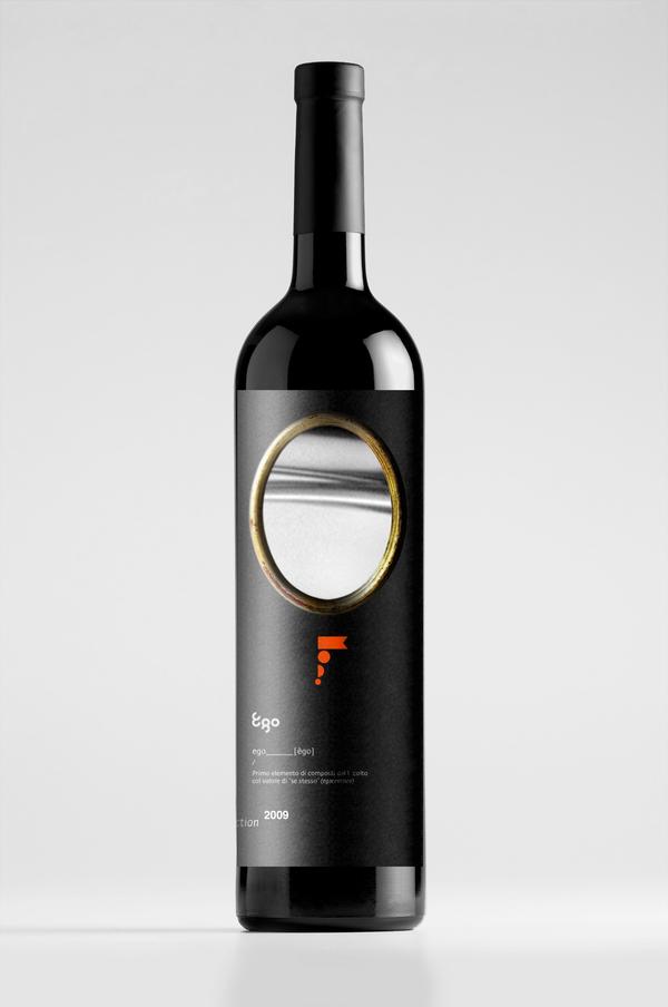 Ego Wine Label