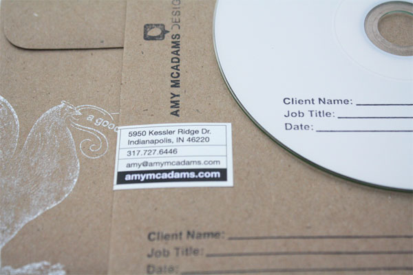 Amy McAdams Business Cards - FPO: For Print Only