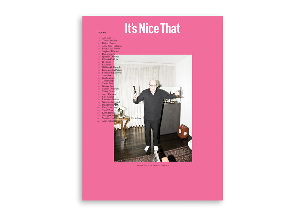 It's Nice That: Issue 6 — Collate