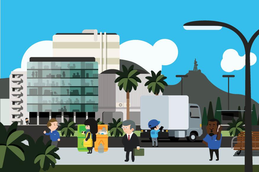 Nokia Sustainability Report | DesignStudio