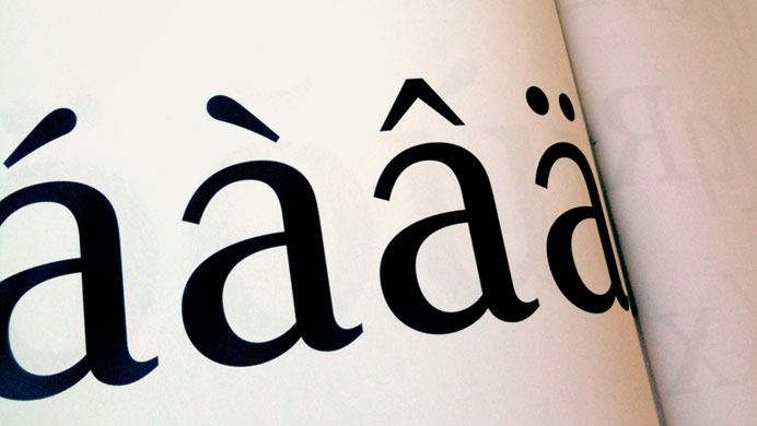 All about Sally... - Projects - Fontsmith