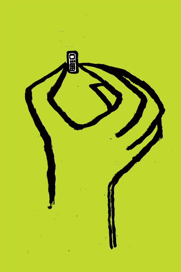 Jean Jullien's online portfolio: TAKE NO LOGIC