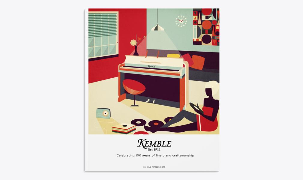 Yamaha Kemble | Young
