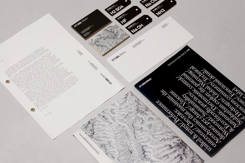 Stubburban : Tim Wan : Graphic Design