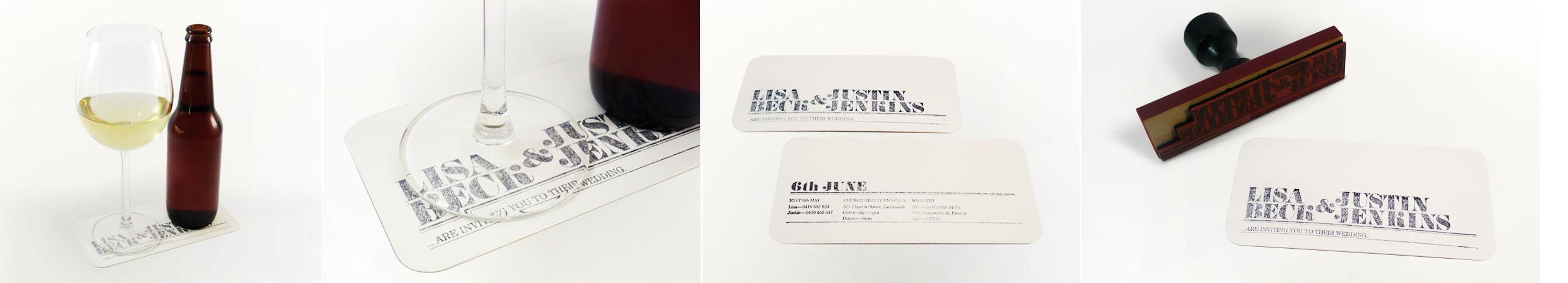 Hammer & Tong | Issy & Justin
