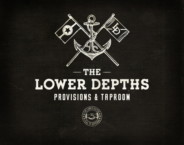 The Lower Depths on the Behance Network