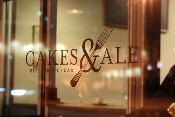 Cakes & Ale : Alvin Diec
