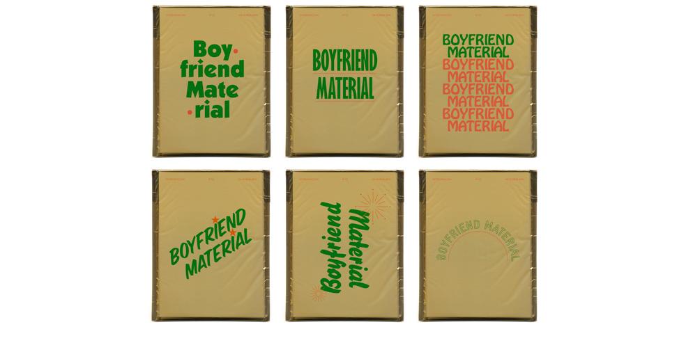 Julia | Boyfriend Material