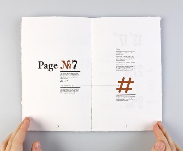 Typography handbook on the Behance Network