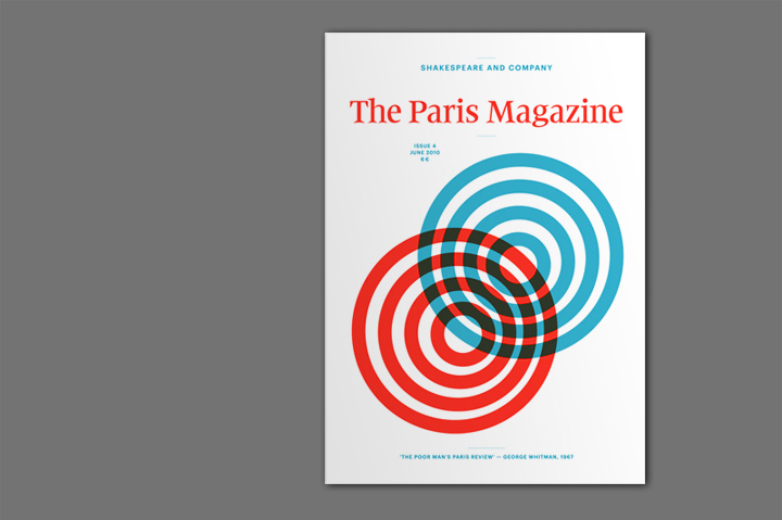 The Paris Magazine - Working Format
