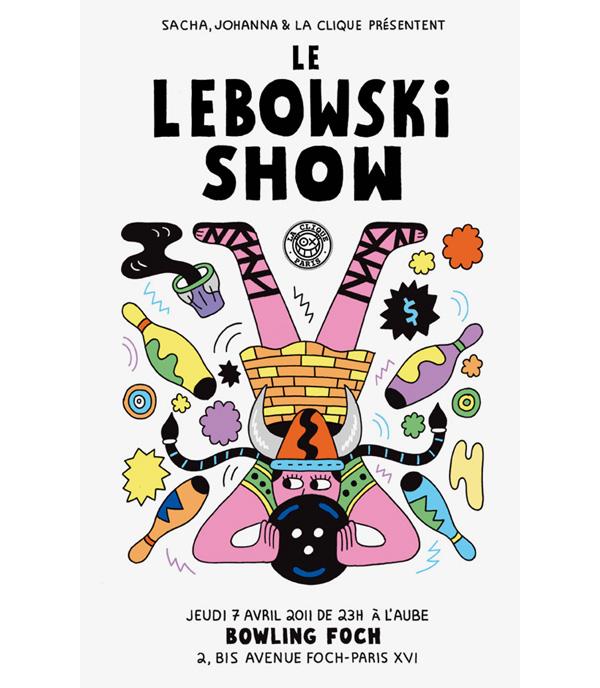 Le Lebowski Show | Andy Rementer