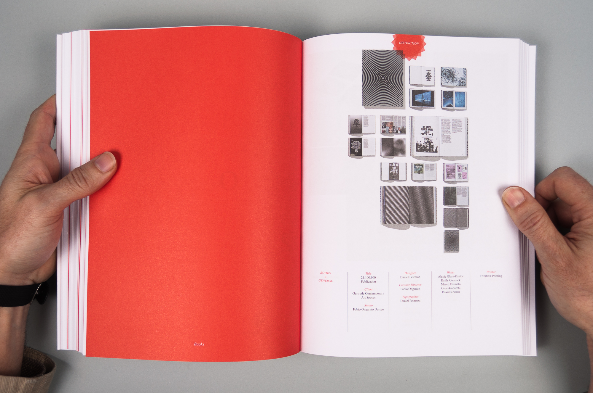 The Letter D. / AGDA