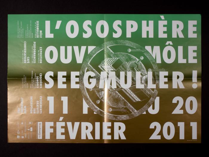 Ososphère newspaper : Samuel Bonnet & Maël Fournier Comte