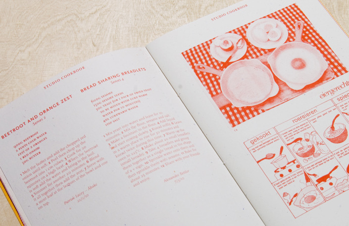 Studio Cookbook | Hato Press