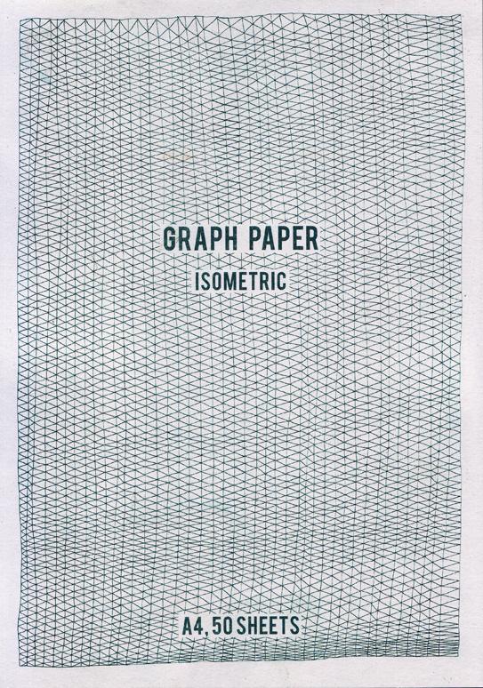 Graph Pad Isometric | Hato Press
