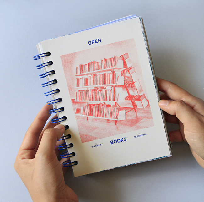 OPEN BOOKS - exhibition & publication