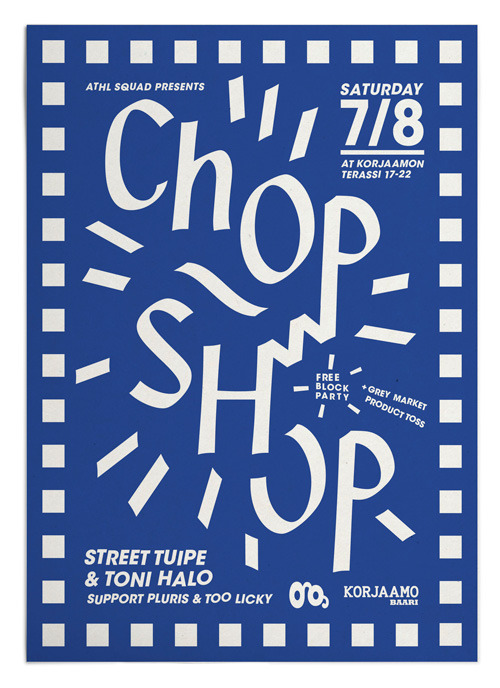 Chop Shop : Martin Martonen