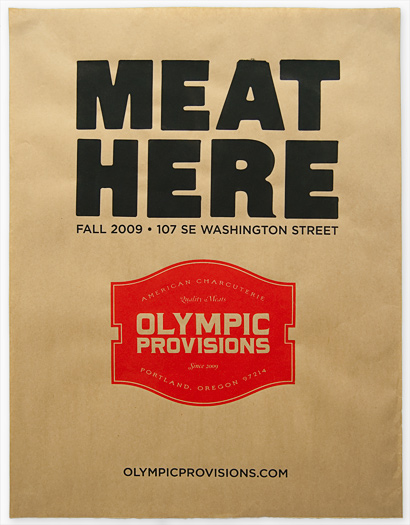 The Official Manufacturing Company / Work / Olympic Provisions / Brand