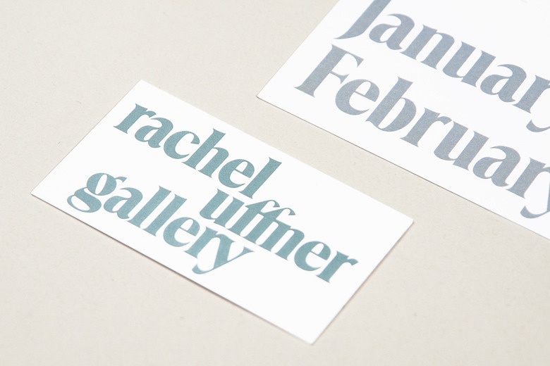 Project Projects — Rachel Uffner Gallery