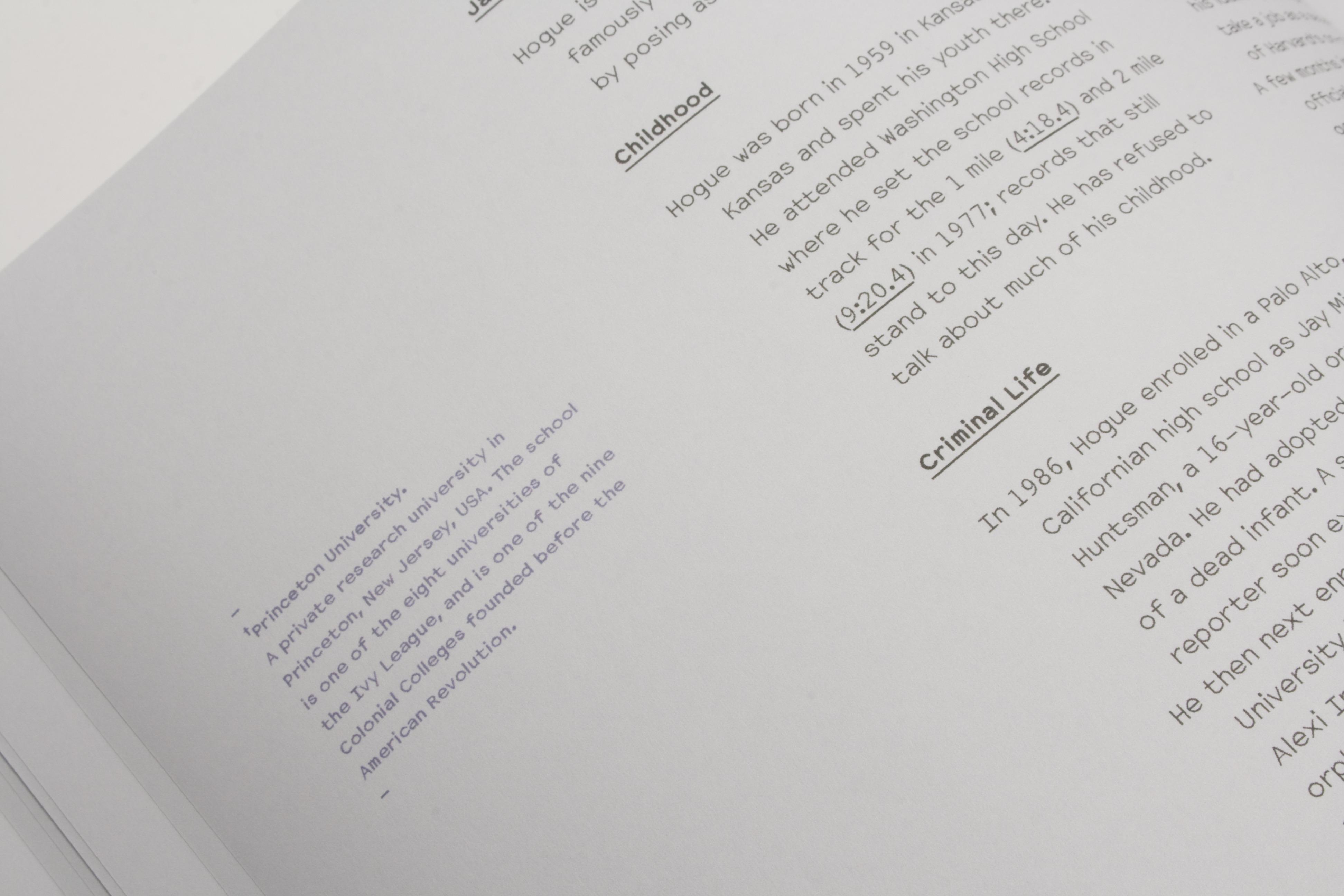 Callin Mackintosh is a Graphic Designer