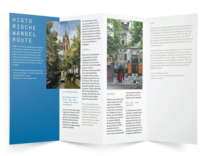 Rejane Dal Bello - City of Delft - Visual identity
