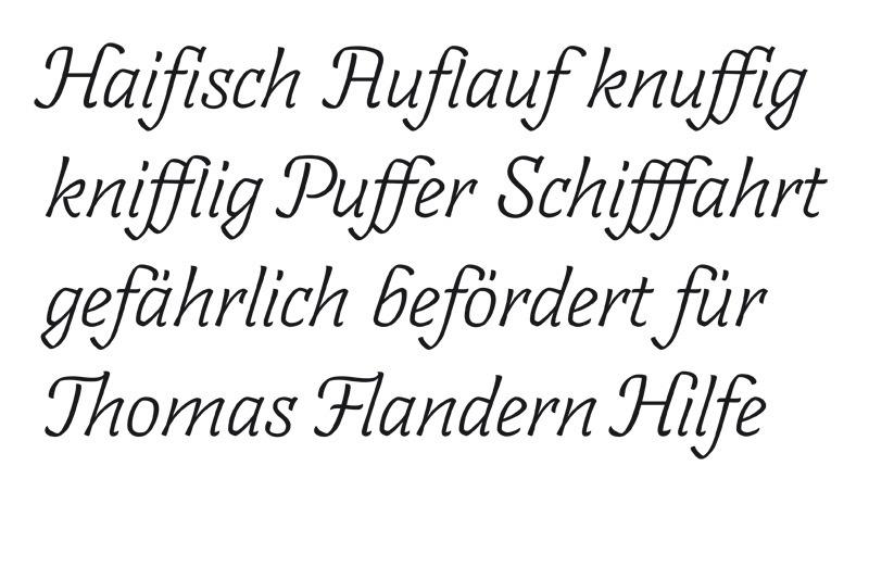 Friedrich Grögel : Type and Media 2010