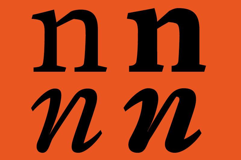 Brigitte Schuster : Type and Media 2010