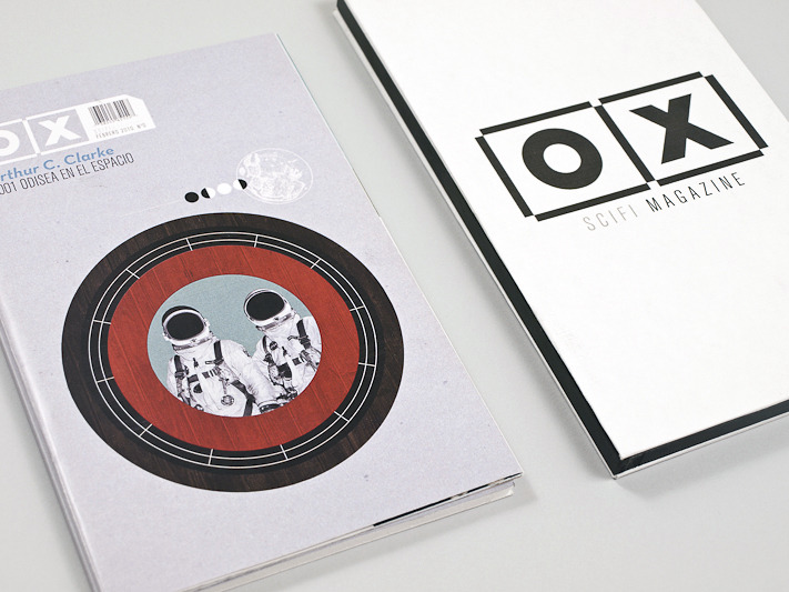 OX Sci-Fi Magazine | Nano Torres