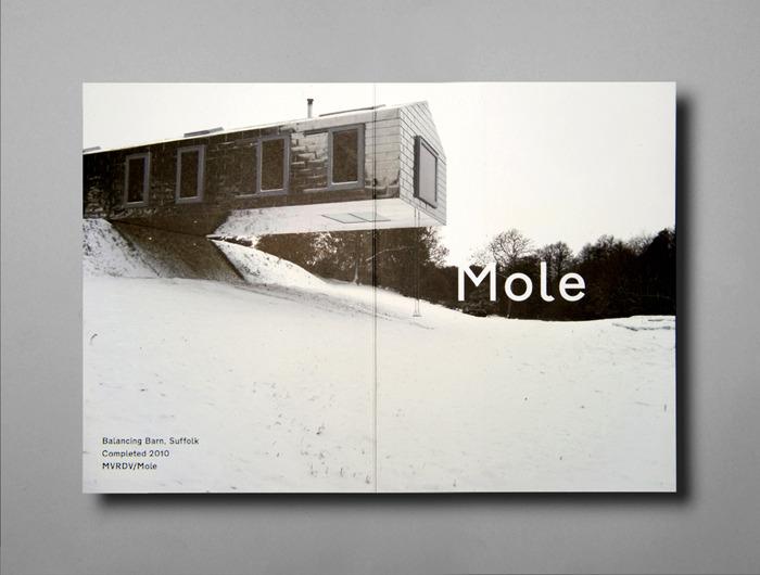 Mole Architects Christmas Card
