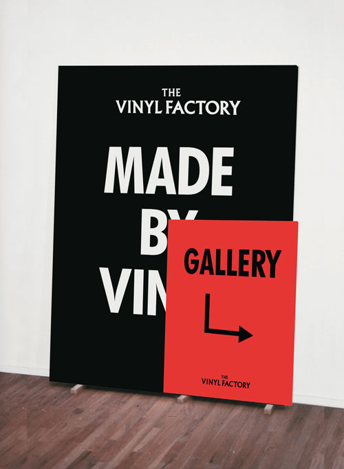 The Vinyl Factory : Village Green