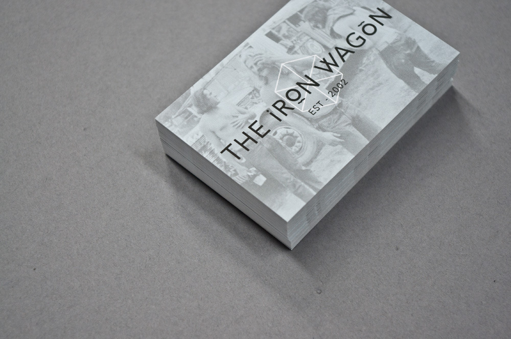 The Iron Wagon Identity | Catalogue