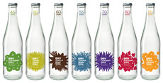 Dry Soda - TheDieline.com - Package Design Blog