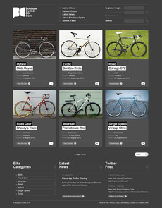 Boutique Cycles | Gridness