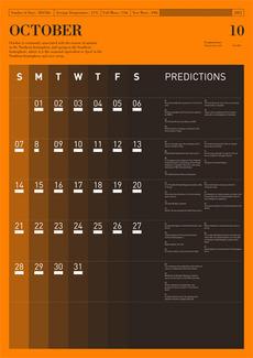 Predictions : Tim Wan : Graphic Design