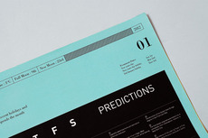 Predictions : Tim Wan : Graphic Design