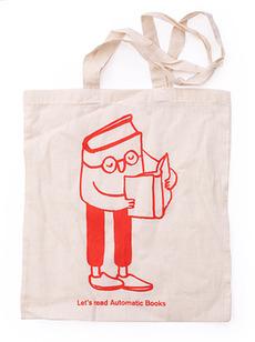 E.X. - Elena Xausa / Work / Images / Automatic Books Bag
