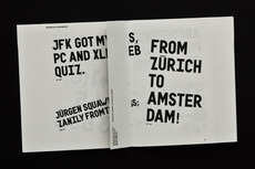 Johannes Breyer - Graphic Design, Typography, Zurich / Amsterdam