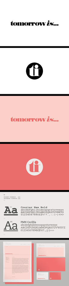 Mash Creative - Portfolio - Tomorrow is...