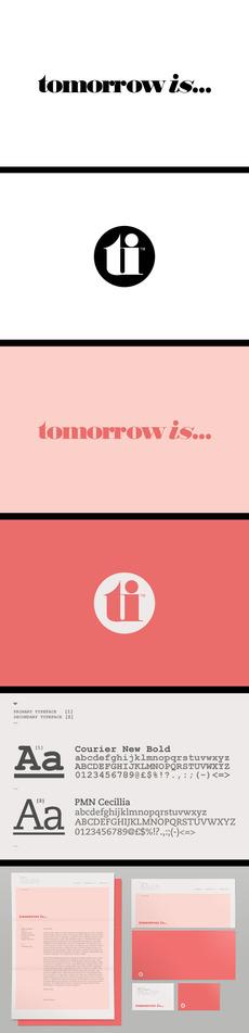 Mash Creative - Portfolio - Tomorrow is...