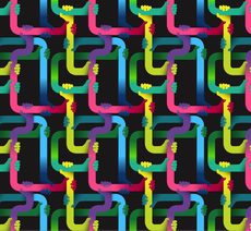 Grip – Repeat Pattern on the Behance Network