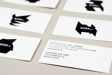 Project Projects — WORK Architecture Company identity