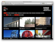 Project Projects — Bernard Tschumi Architects website