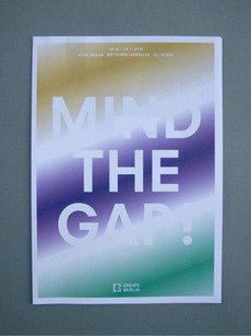 Mind the gap! : Anna Sartorius